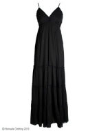 Long Halter Dress