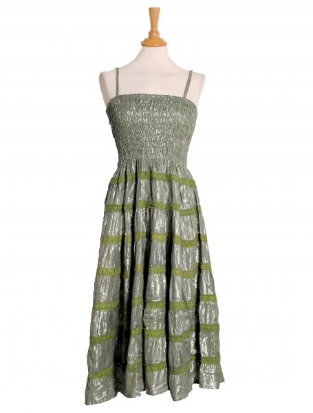 Продолжим шить пышную юбку-американку для девочки (см. первую часть.
